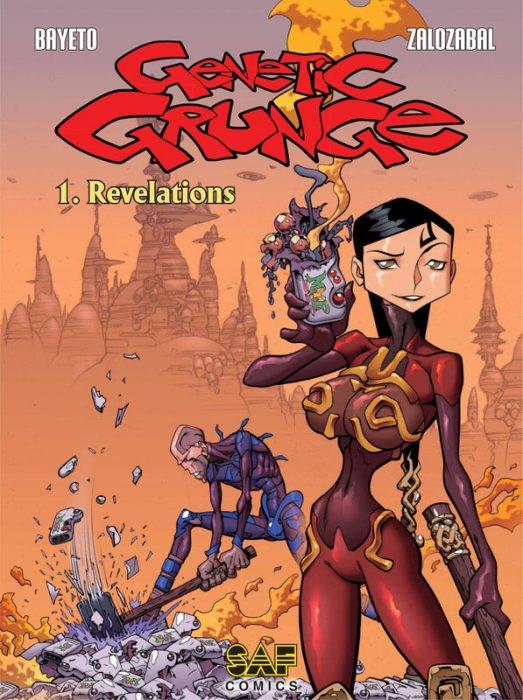Genetic Grunge #1 - Revelations