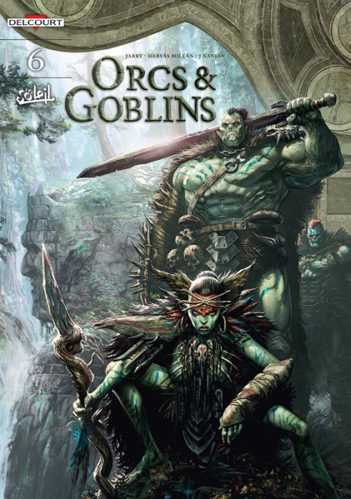 Orcs & Goblins #6 - Ayraak