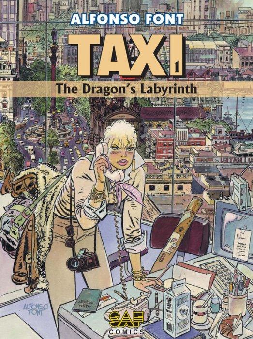 Taxi #1-3 Copmplete