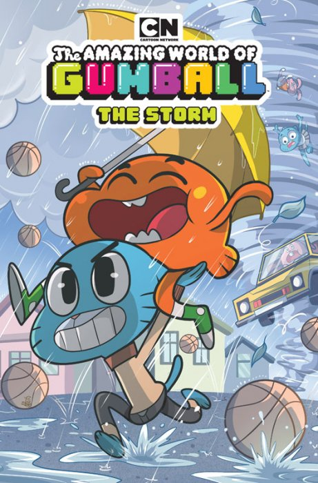 The Amazing World of Gumball - The Storm #1 - GN