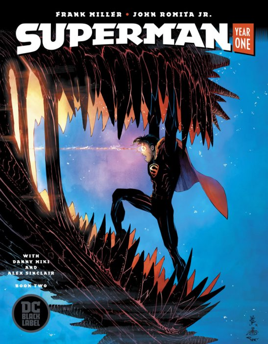 Superman - Year One #2
