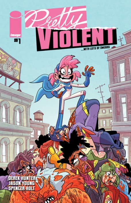 Pretty Violent #1