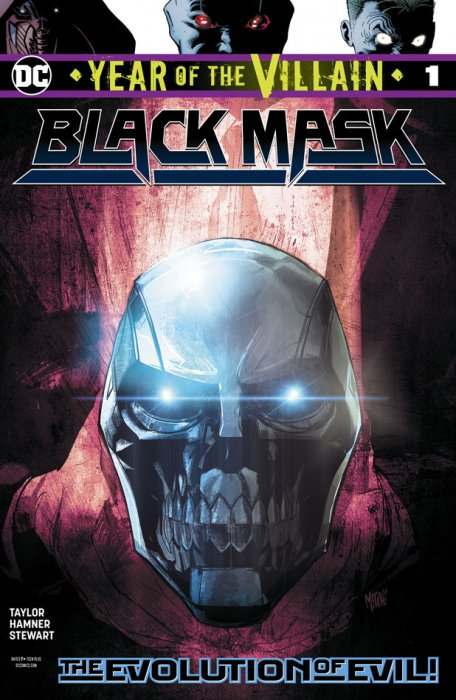 Black Mask - Year Of The Villain #1