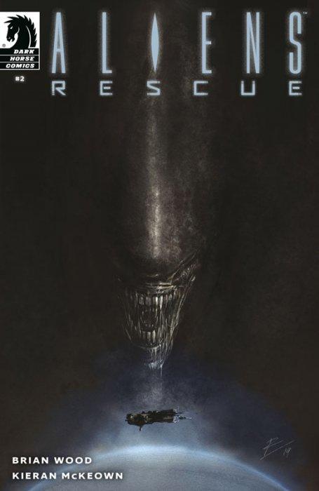 Aliens - Rescue #2