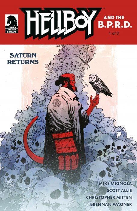 Hellboy and the B.P.R.D. - Saturn Returns #1