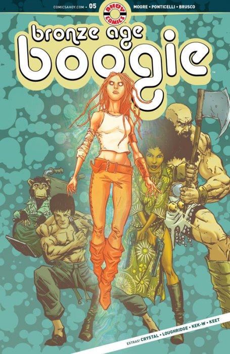 Bronze Age Boogie #5