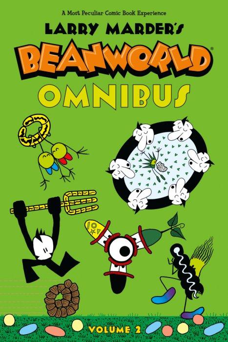 Larry Marder's Beanworld Omnibus Vol.2