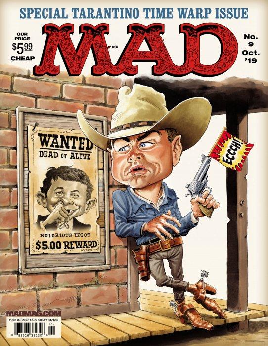 MAD Magazine #9