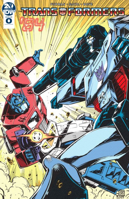 Transformers '84 #0