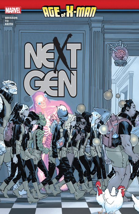 Age of X-Man - Nextgen #1