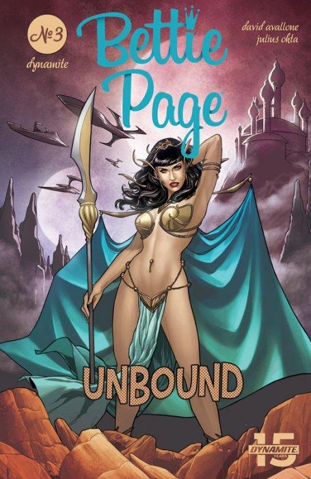 Bettie Page - Unbound #3