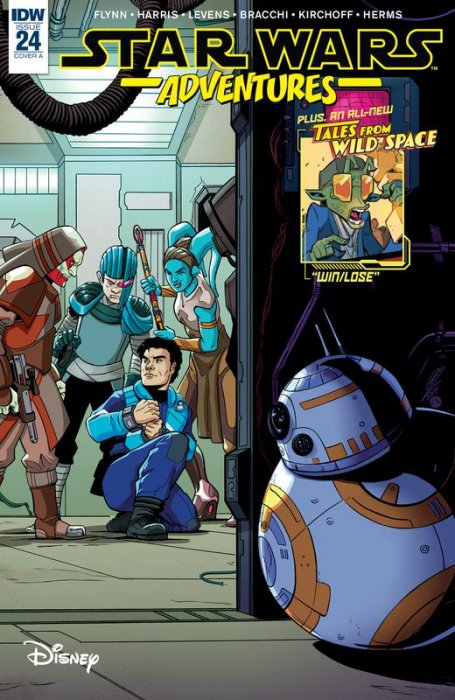 Star Wars Adventures #24
