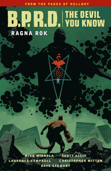 B.P.R.D. The Devil You Know Vol.3 - Ragna Rok