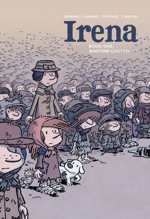 Irena Book 1 - Wartime Ghetto