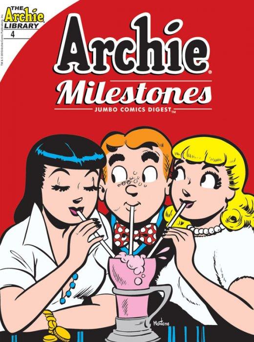 Archie Milestones Comics Digest #4