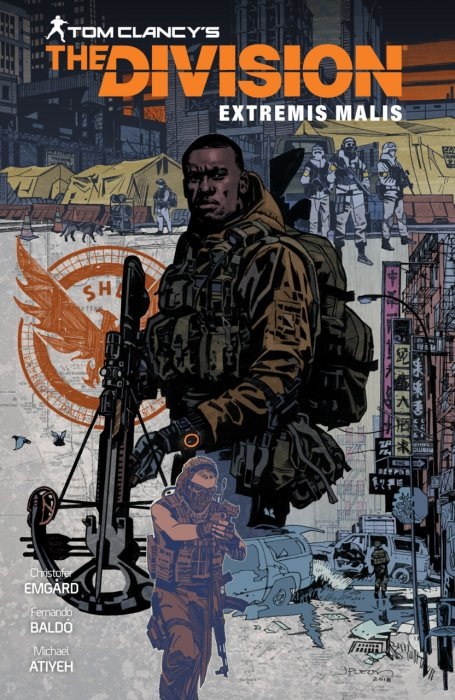 Tom Clancy's The Division - Extremis Malis #1 - HC