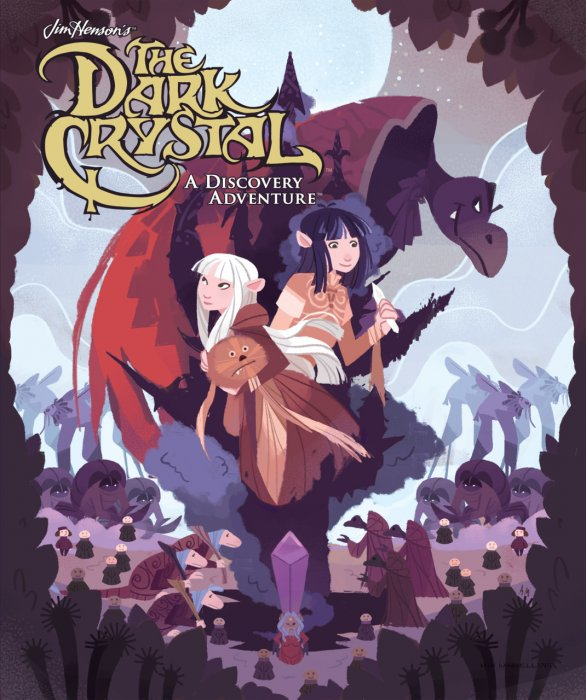 Jim Henson's The Dark Crystal - A Discovery Adventure #1 - GN