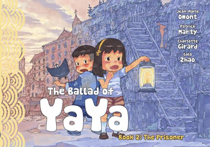 The Ballad of Yaya #2 - The Prisoner
