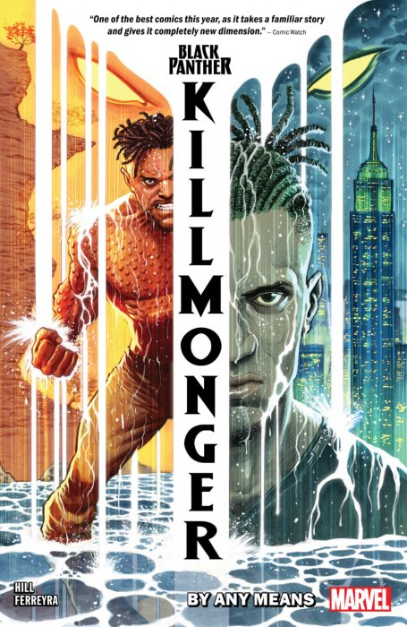 Black Panther - Killmonger - By Any Means #1 - TPB
