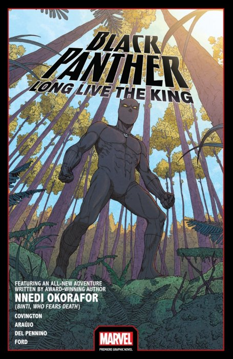 Black Panther - Long Live the King #1 - TPB