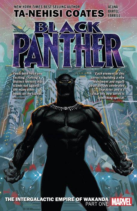 Black Panther Vol.6 - Intergalactic Empire of Wakanda Part 1