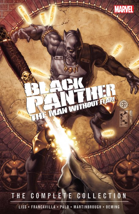 Black Panther - The Man Without Fear - The Complete Collection #1 - TPB
