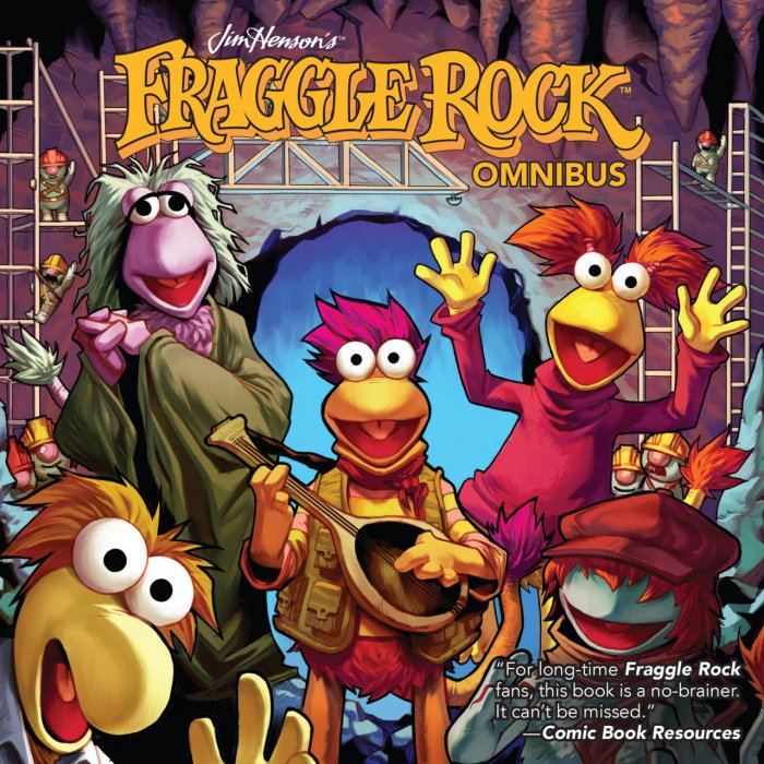 Jim Henson's Fraggle Rock Omnibus #1 - TPB