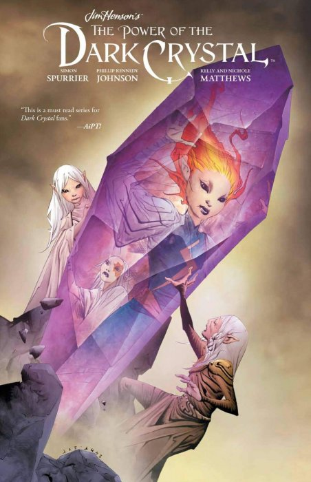 The Power of the Dark Crystal Vol.3