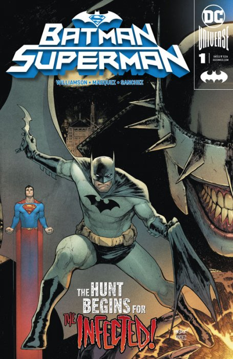 Batman - Superman #1