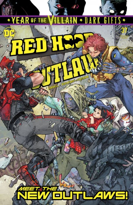 Red Hood and the Outlaws #37