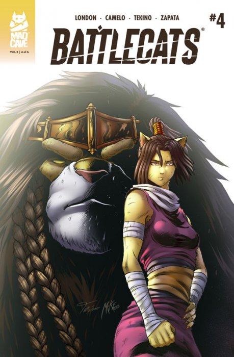 Battlecats Vol.2 #4
