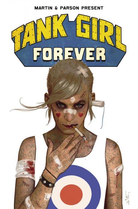 Tank Girl #6 - Tank Girl Forever 2
