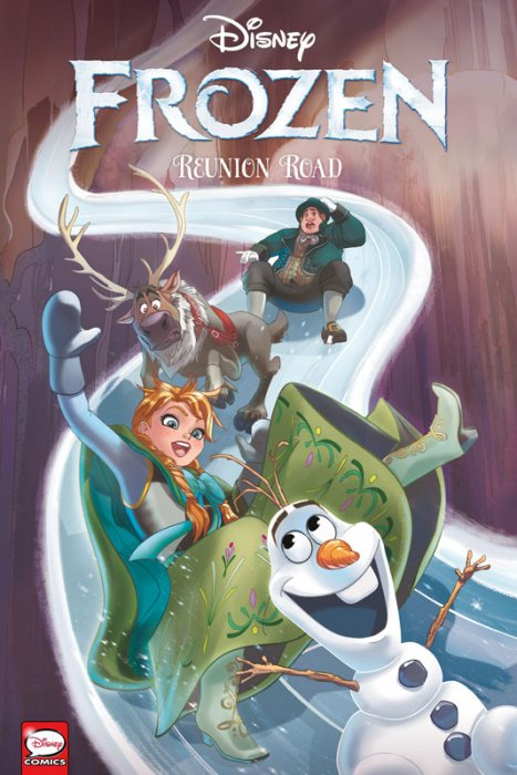 Disney Frozen - Reunion Road #1 - TPB