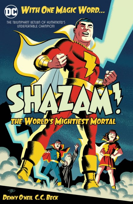 SHAZAM! - The World's Mightiest Mortal #1 - HC