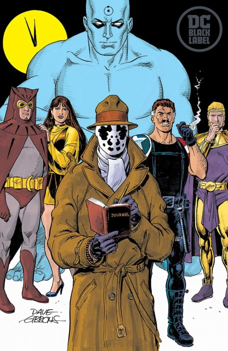 Watchmen (DC Black Label Edition) #1