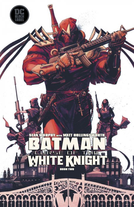 Batman - Curse Of The White Knight #2