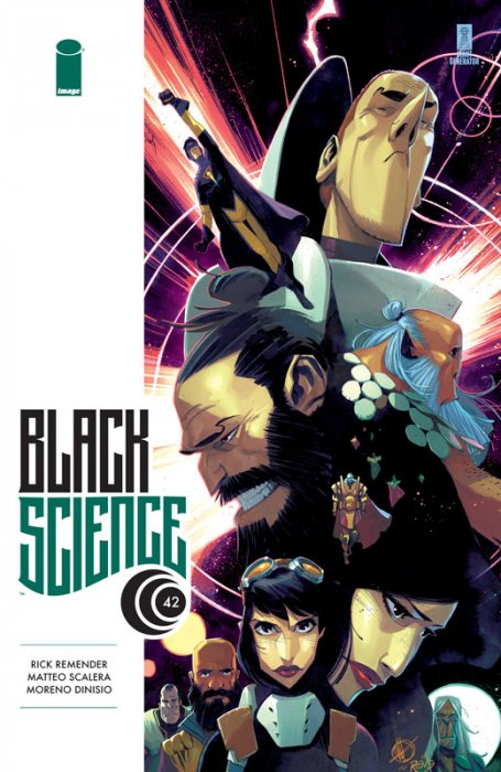 Black Science #42