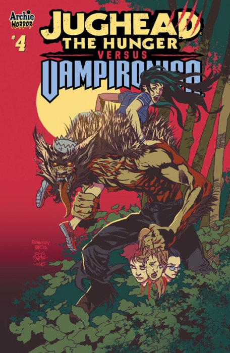 Jughead the Hunger vs. Vampironica #4