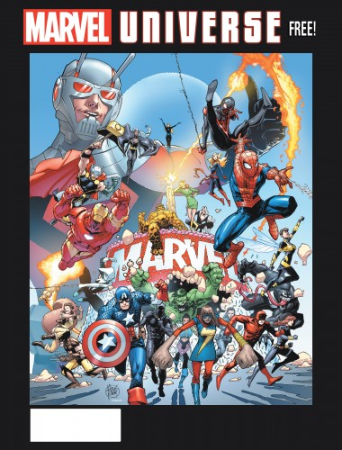 Marvel Universe Fall 2019 Magazine #1