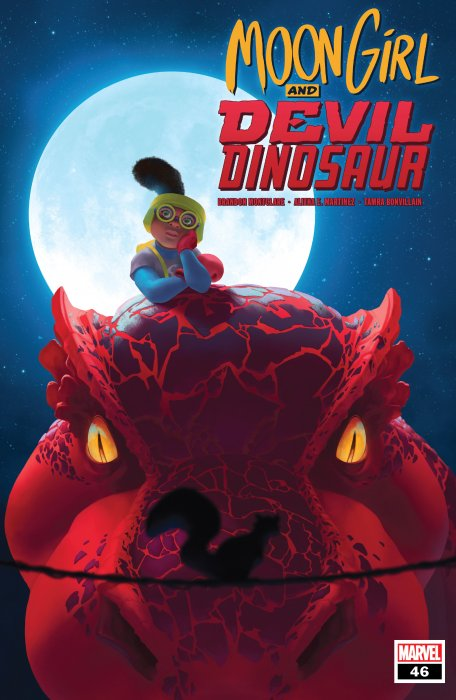 Moon Girl and Devil Dinosaur #46