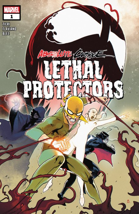 Absolute Carnage - Lethal Protectors #1