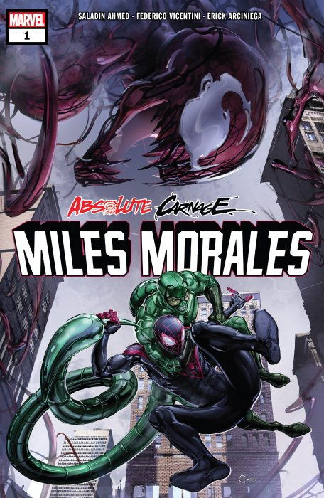 Absolute Carnage - Miles Morales #1