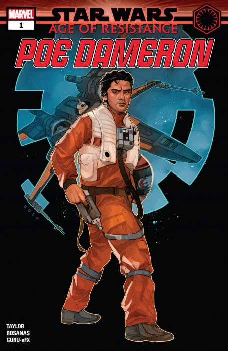 Star Wars - Age Of Resistance - Poe Dameron #1