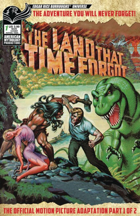 Land that Time Forgot - The Official Motion Picture Adaptation #1