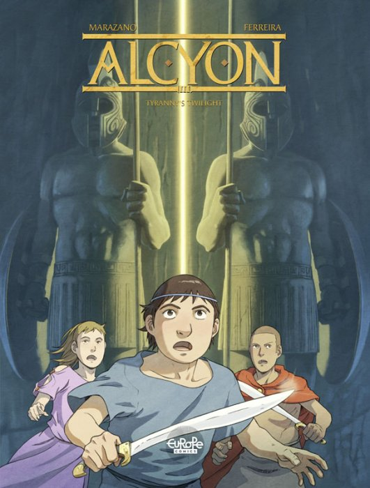 Alcyon #3 - Tyranny's Twilight