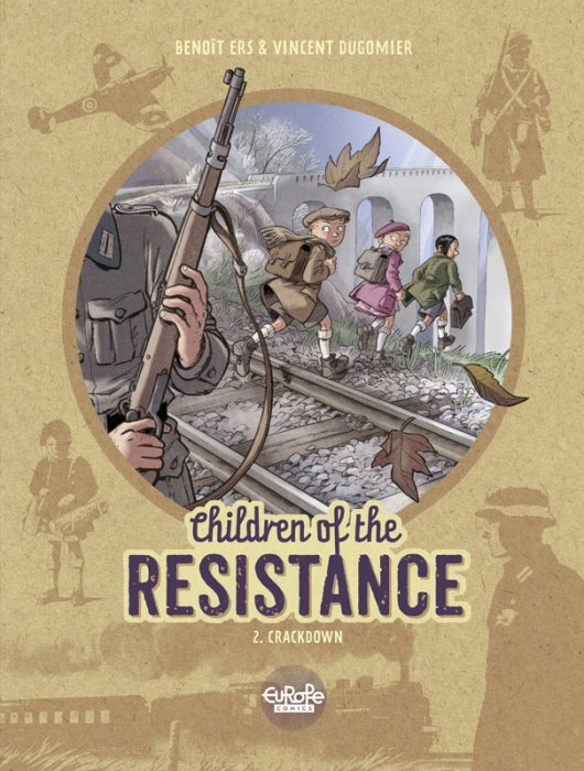 Children of the Resistance #2 - krackdown
