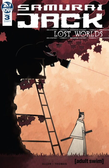 Samurai Jack - Lost Worlds #3