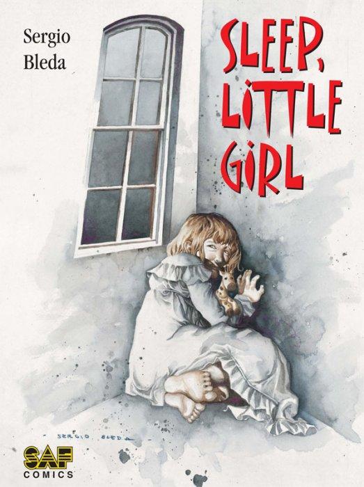 Sleep, little girl #1