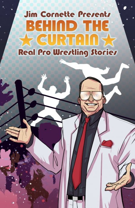 Jim Cornette Presents - Behind the Curtain - Real Pro Wrestling Stories #1 - GN