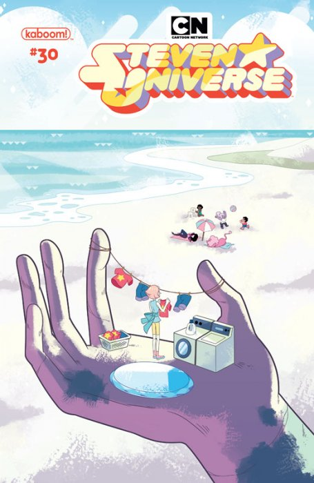 Steven Universe Ongoing #30
